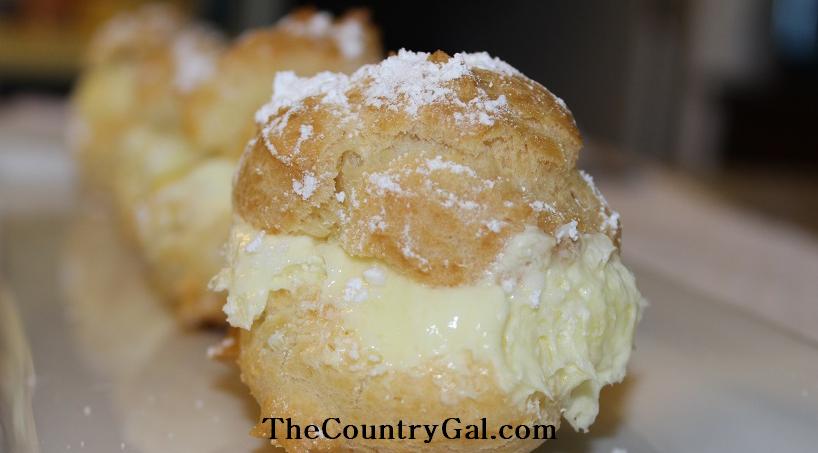 lemon-cream-puffs-recipe