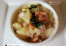 Hearty Roasted Ham and Potato Soup