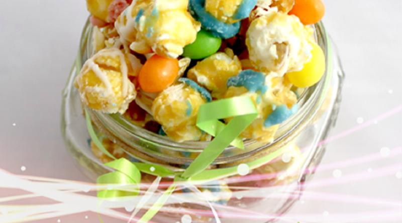 Easter Caramel Candy Corn