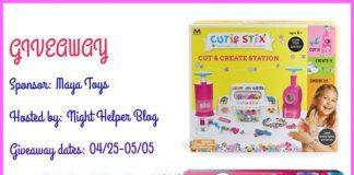 Cutie Stix & Pom Pom WOW