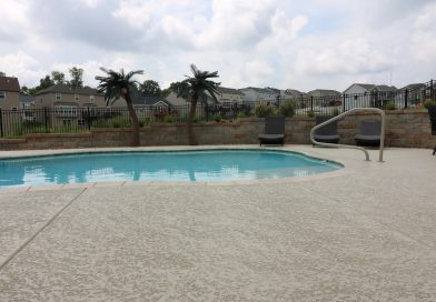 5 Reasons Why Spray Knock Down Finish is the Best for Pool Deck
