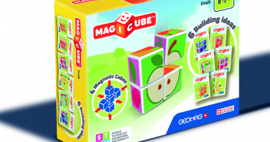 Magicube +1 Encourages Learning at an Early Age