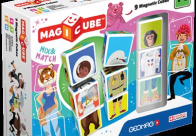 Magicube People Mix n Match Fun!