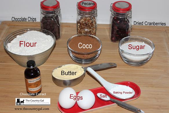ingredients named