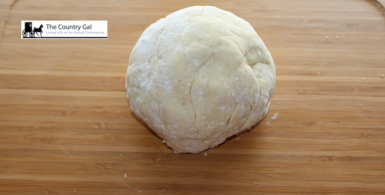 dough in ball biscuits